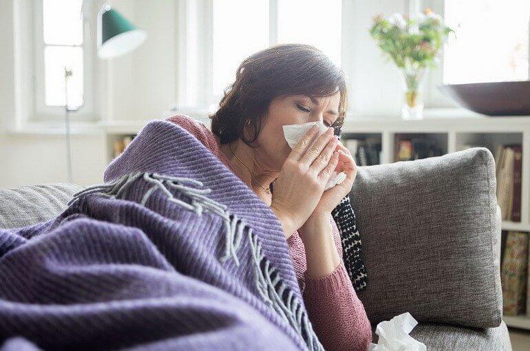 Первая помощь при простуде эффективное и быстрое