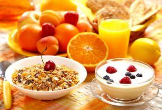 É ideal fazer seis refeições ao longo do dia
