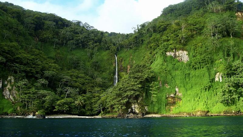 кокосовый остров